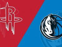 Houston Rockets vs Dallas Mavericks