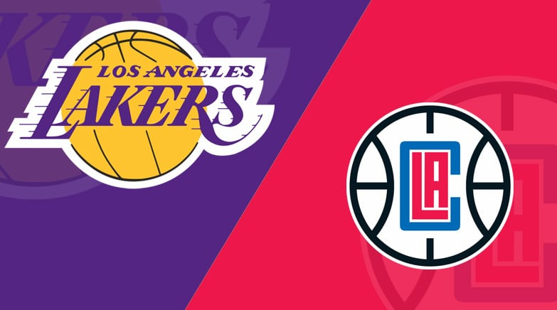LA Clippers vs Los Angeles Lakers