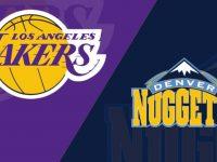 Denver Nuggets vs Los Angeles Lakers