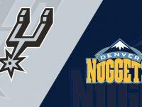 Denver Nuggets vs San Antonio Spurs
