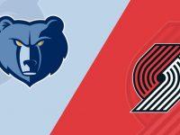 Memphis Grizzlies vs Portland Trail Blazers