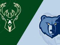 Milwaukee Bucks vs Memphis Grizzlies