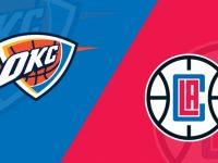Oklahoma City Thunder vs LA Clippers