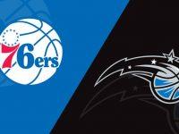 Orlando Magic vs Philadelphia 76ers