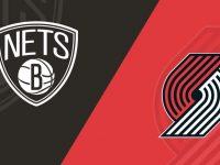 Portland Trail Blazers vs Brooklyn Nets