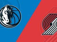 Portland Trail Blazers vs Dallas Mavericks