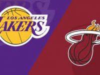 Miami Heat vs Los Angeles Lakers