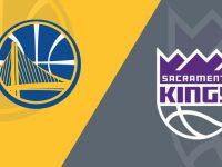 Golden State Warriors vs Sacramento Kings