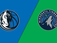 Minnesota Timberwolves vs Dallas Mavericks