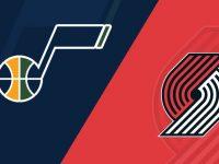 Utah Jazz vs Portland Trail Blazers