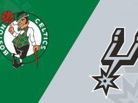 Boston Celtics vs San Antonio Spurs