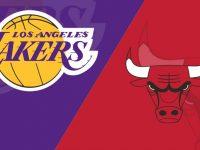 Chicago Bulls vs Los Angeles Lakers