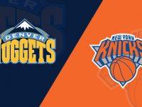 Denver Nuggets vs New York Knicks