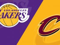 Los Angeles Lakers vs Cleveland Cavaliers