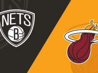 Miami Heat vs Brooklyn Nets