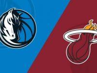 Miami Heat vs Dallas Mavericks