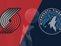 Minnesota Timberwolves vs Portland Trail Blazers