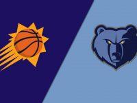 Phoenix Suns vs Memphis Grizzlies