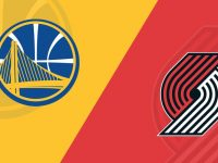Portland Trail Blazers vs Golden State Warriors