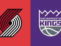 Portland Trail Blazers vs Sacramento Kings