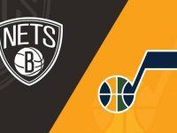 Utah Jazz vs Brooklyn Nets