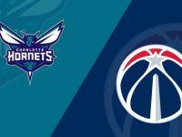 Washington Wizards vs Charlotte Hornets