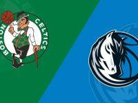 Boston Celtics vs Dallas Mavericks