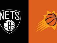 Brooklyn Nets vs Phoenix Suns