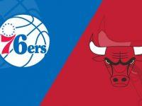 Chicago Bulls vs Philadelphia 76ers