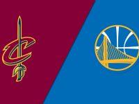 Cleveland Cavaliers vs Golden State Warriors