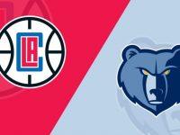 LA Clippers vs Memphis Grizzlies