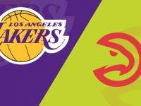 Los Angeles Lakers vs Atlanta Hawks