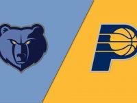 Memphis Grizzlies vs Indiana Pacers