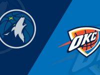 Minnesota Timberwolves vs Oklahoma City Thunder