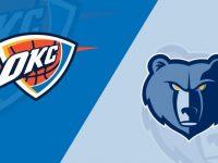 Oklahoma City Thunder vs Memphis Grizzlies