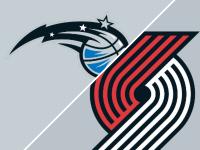 Orlando Magic vs Portland Trail Blazers
