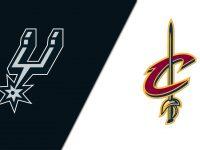 San Antonio Spurs vs Cleveland Cavaliers