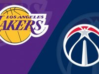 Washington Wizards vs Los Angeles Lakers