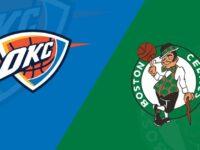 Boston Celtics vs Oklahoma City Thunder