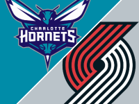 Charlotte Hornets vs Portland Trail Blazers
