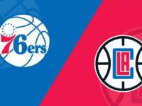 Philadelphia 76ers vs LA Clippers