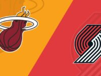 Portland Trail Blazers vs Miami Heat