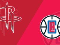 Houston Rockets vs LA Clippers