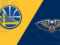 Golden State Warriors vs New Orleans Pelicans
