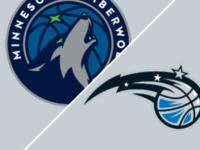 Minnesota Timberwolves vs Orlando Magic