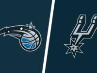Orlando Magic vs San Antonio Spurs