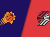 Portland Trail Blazers vs Phoenix Suns